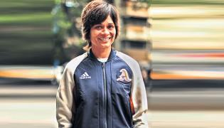 Marathon Mom Special Story - Sakshi