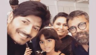 Sukumar Chief Guest For Kaushal Daughter Lally Birthday - Sakshi