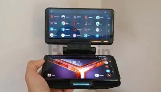ASUS ROG Phone 2 with 120Hz display 6,000mAh battery launched - Sakshi