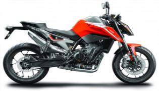 KTM Duke 790 Bike Launched In Indian Market - Sakshi