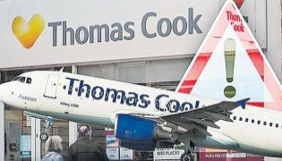 British travel agency Thomas Cook in talks with UK government - Sakshi