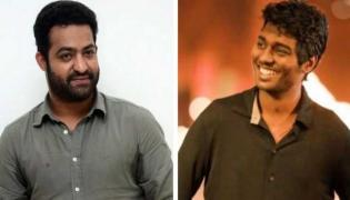 Director Atlee To Direct NTR Next Film - Sakshi
