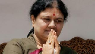 AIADMK Senior Leaders Try For Shashikala For Join In Party - Sakshi