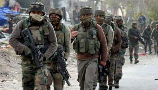 Major terror attack foiled in Jammu and Kashmir - Sakshi