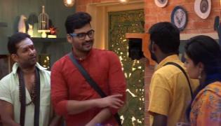 SreeMukhi Ravi pellichoopulu BiggBossTelugu3 - Sakshi