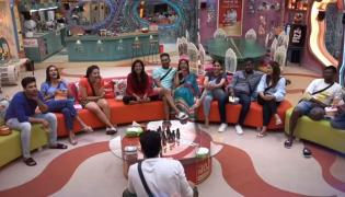 Housemates Gets Emotional about Their Family Messages - Sakshi