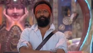 Bigg Boss 3 Telugu Baba Bhaskar Going To Save Who In Eight Week - Sakshi