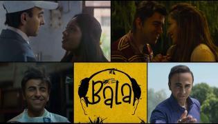 Bala Trailer Out - Sakshi