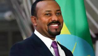 Nobel Peace Prize 2019 For Ethiopia PM Ahmed Ali - Sakshi