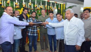 Naga Shourya New Telugu Movie Launched Today - Sakshi