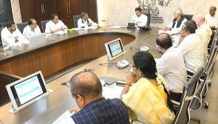 AP CM YS Jagan Meeting on Agriculture Mission