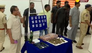 Police Burst Drug Gang In Vijayawada