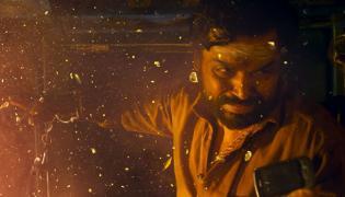 Karthi Khaidi Telugu Movie Official Trailer Out - Sakshi
