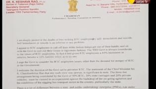 K Kesava Rao advises Call off strike