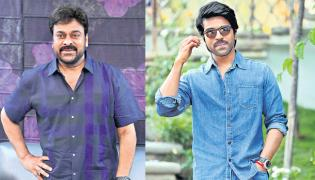 Chiranjeevi and Ram Charan to act in Koratala Siva new film - Sakshi
