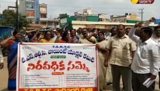 TSRTC strike: JAC intensifies protest