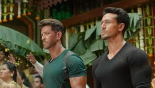 Hrithik Roshan Tiger Shroffs War Become The Second Highest Grosser - Sakshi