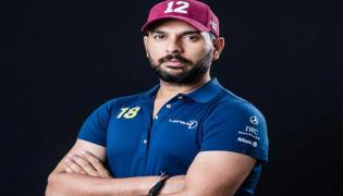 Yuvraj Singh Share Cleaning Plastic Waste Swan Video On Twitter - Sakshi