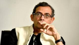 Nobel Laureate Abhijit Banerjee Spent 10 Days in Tihar jail - Sakshi