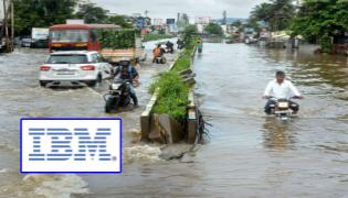 Indian Team Wins IBM Award to Flooding in Country - Sakshi