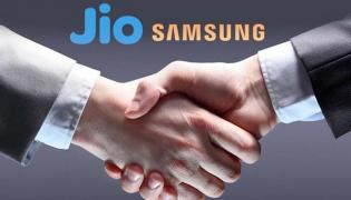Jio And Samsung Showcase LTE Use Cases At IMC - Sakshi