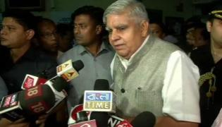 Governor Jagdeep Dhankhar Say CM Mamata Humiliated Him - Sakshi