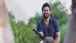 Sai Dharam Tej Prati Roju Pandage Teaser Out - Sakshi