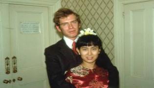 Aung San Suu Kyi Untold Love Story - Sakshi