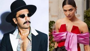 Ranveer Singh Trolls Deepika Padukone For New Shoot Pics - Sakshi
