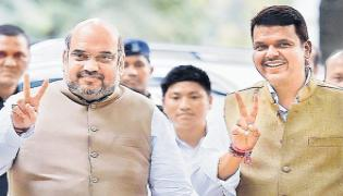 Devendra Fadnavis Successful CM For Maharashtra - Sakshi