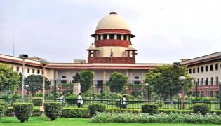 where is your reply on Kashmir detentions, SC to Centre, JK govt - Sakshi