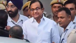 CBI Files Chargesheet In INX Media Case - Sakshi