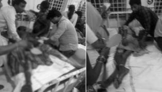 Explosion At Firecracker Factory In Vemavaram - Sakshi