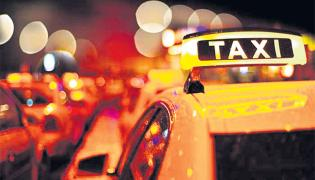 Cab Drivers Strike on This Month 19th Hyderabad - Sakshi