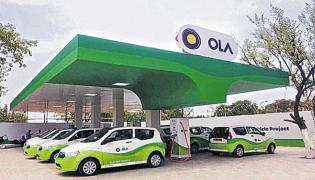 Ola Self Driving Services Starts - Sakshi