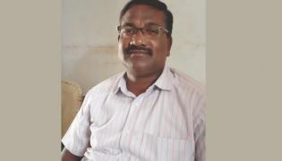 PET Teacher Murder in West Godavari - Sakshi
