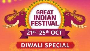 Amazon announces Great Indian Festival Diwali Special sale  - Sakshi