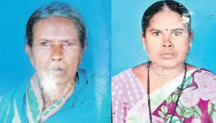 Mother And Daughter committed Suicide At Sangareddy - Sakshi