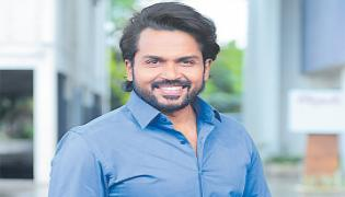 karthi interview about khaidi - Sakshi