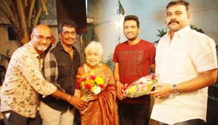 Sowcar Janaki 400th Film Start in Tamil - Sakshi