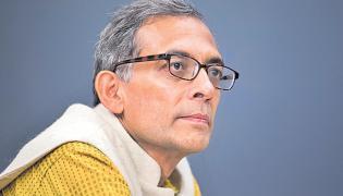 Guest Column On Nobel Laureate Abhijit Banerjee By ABK Prasad - Sakshi