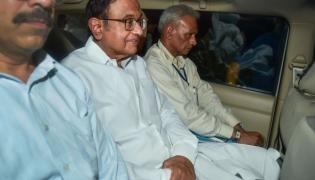 Chidambaram Gets Bail In INX Media Corruption Case - Sakshi