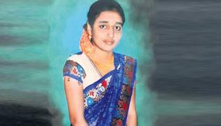 Married Woman Missing in Samshabad Airport - Sakshi