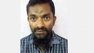 Man Arrest in Molestation Case Hyderabad - Sakshi