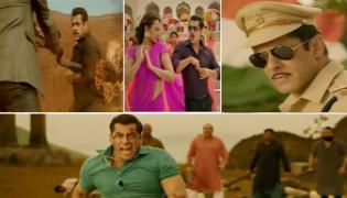 Salman Khan Dabangg 3 Trailer Released - Sakshi