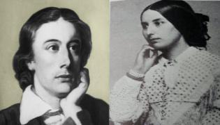John Keats And Fanny Drawe Love Story - Sakshi