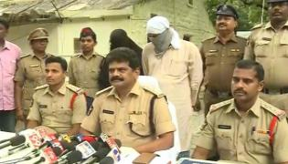 Tantrik Couple held for cheating In Kadapa - Sakshi
