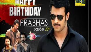 Hero Prabhas Birthday Special