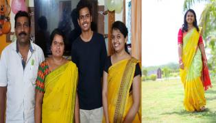 Boat capsizes In East Godavari:Ramya Dead Body Was Not found - Sakshi