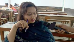 Bangladesh MP Tamanna Nusrat Hires 8 Lookalikes For Exams - Sakshi